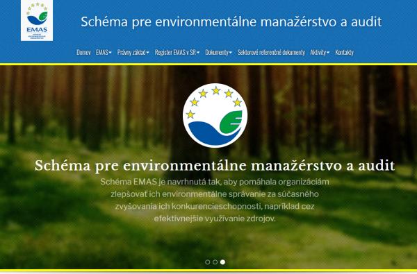 Ilustračný obrázok k zdroju Schéma pre environmentálne manažérstvo a audit