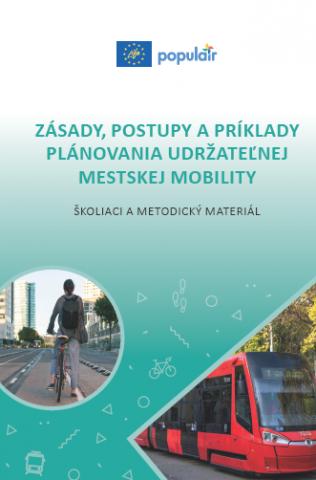 Ilustračný obrázok k zdroju Zásady, postupy a príklady plánovania udržateľnej mestskej mobility